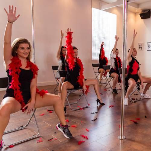 burlesque vrijgezellendag breda